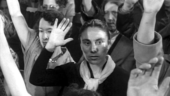 Rosaura Revueltas in Salt of the Earth (1954)