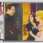 Bela Lugosi, Leila Hyams, and Margaret Wycherly in The Thirteenth Chair (1929)