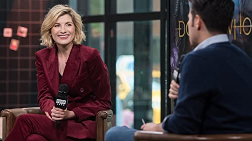 "BUILD: Jodie Whittaker on her ""Doctor Who"" Co-Stars"