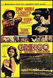 Gringo, o Matador Erótico Poster