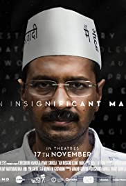 An Insignificant Man Poster