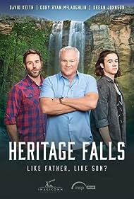 David Keith, Coby Ryan McLaughlin, and Keean Johnson in Heritage Falls (2016)