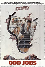 Odd Jobs(1986) Poster - Movie Forum, Cast, Reviews