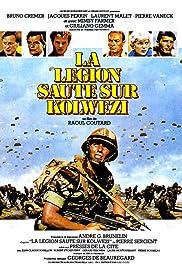 La légion saute sur Kolwezi Poster
