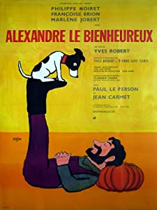 Watch latest comedy movies Alexandre le bienheureux [480p]