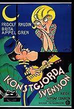 Konstgjorda Svensson