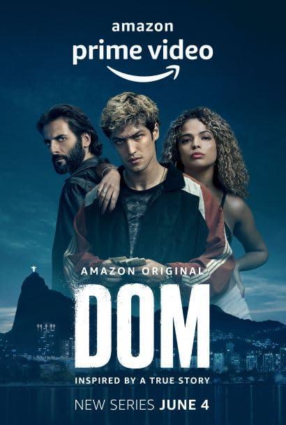 Dom (2021) Season 1 Hindi Dubbed (Amazon Prime)