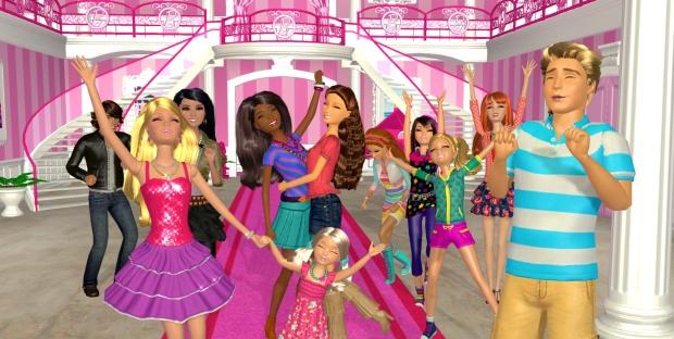 Barbie Dreamhouse Party 2013