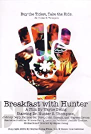 Breakfast with Hunter Poster