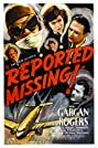 Reported Missing! (1937) Poster