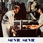 Barry Bostwick and Rebecca York in Movie Movie (1978)
