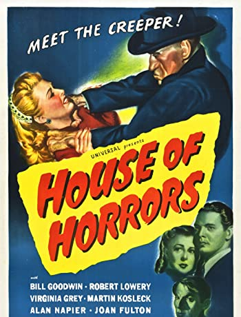 House of Horrors (1946) 720p