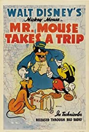 Mr. Mouse Takes a Trip Poster