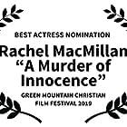 Rachel MacMillan in A Murder of Innocence (2018)