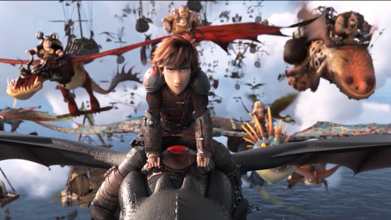 How To Train Your Dragon The Hidden World 2019 Imdb