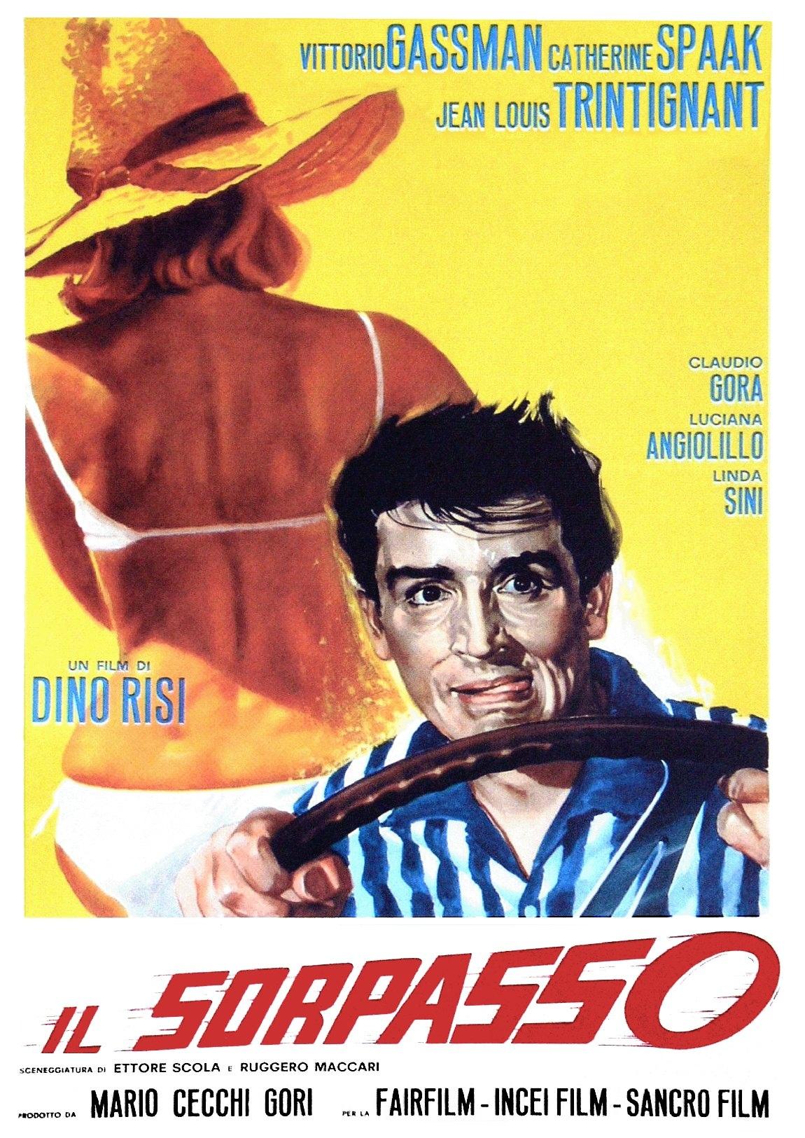 Il Sorpasso (1962) - IMDb