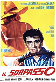 Il Sorpasso (1962) Poster - Movie Forum, Cast, Reviews