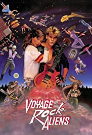 Voyage of the Rock Aliens (1984) Poster - Movie Forum, Cast, Reviews