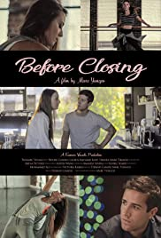 Before Closing Poster