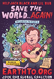 Jack Black and Lil BUB Save the World Again Poster