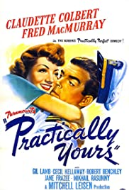 Practically Yours Poster