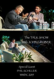 The Talk Show Live with Phil Schiller- WWDC 2015 Poster