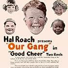 Joe Cobb, Jackie Condon, Mickey Daniels, Allen 'Farina' Hoskins, and Mary Kornman in Good Cheer (1926)