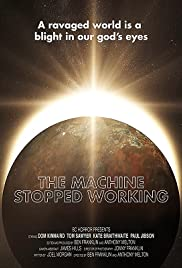 Machine Stopped Working Poster