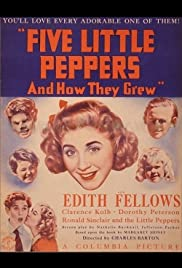 Five Little Peppers and How They Grew (1939) Poster - Movie Forum, Cast, Reviews