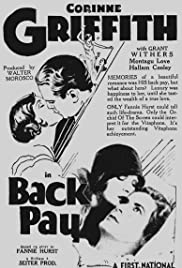 Back Pay (1930) Poster - Movie Forum, Cast, Reviews