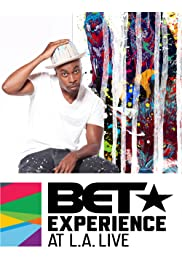 BET Experience: Maxwell Dickson Merges Beauty and Art