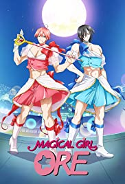 Magical Girl Ore Poster