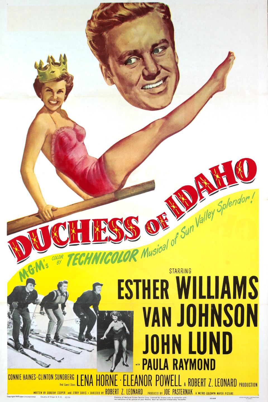 Duchess of Idaho (1950) - IMDb