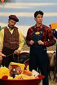 Scott Durbin, David Poche, Scott Smith, and Rich Collins in Imagination Movers (2008)