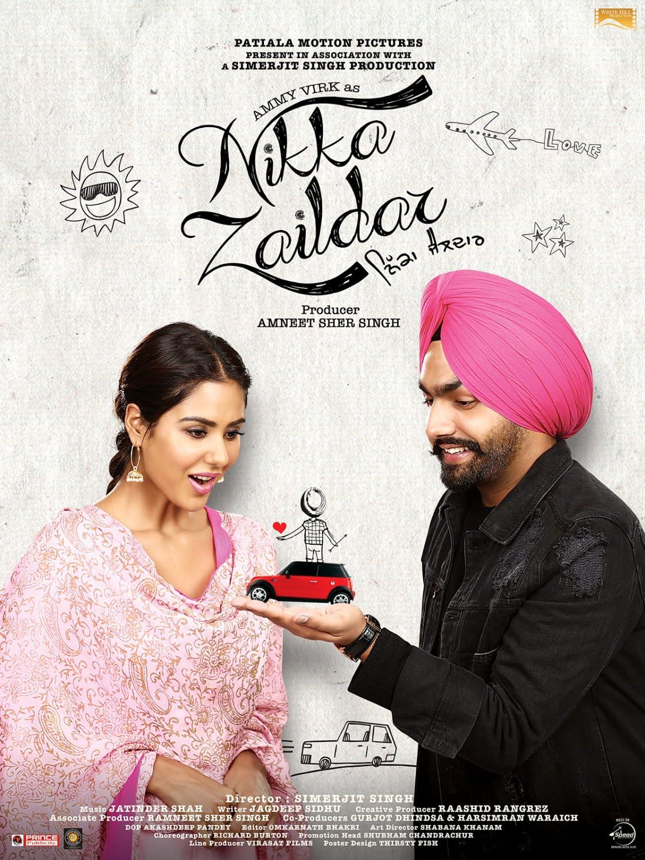 Nikka Zaildar 3 (2019) Punjabi