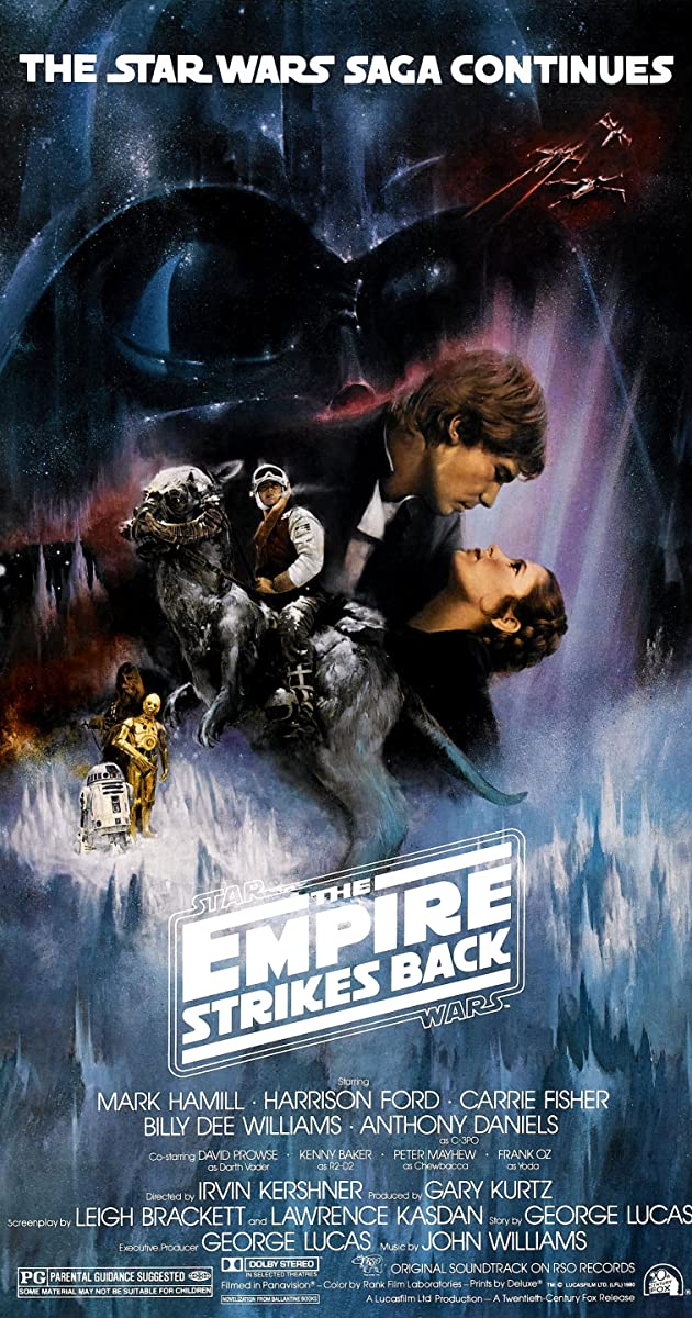 Star Wars: Episode V - The Empire Strikes Back (1980) - IMDb