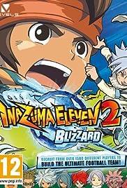 Inazuma Irebun 2: Kyoui no Shinryakusha: Blizzard Poster