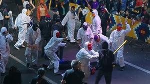 Arica, le Carnaval con la Fuerza del sol