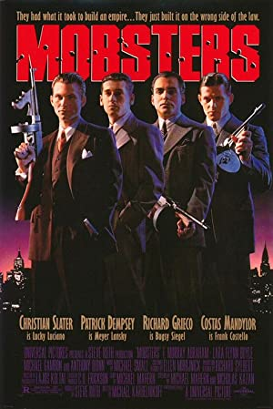 Where to stream Mobsters