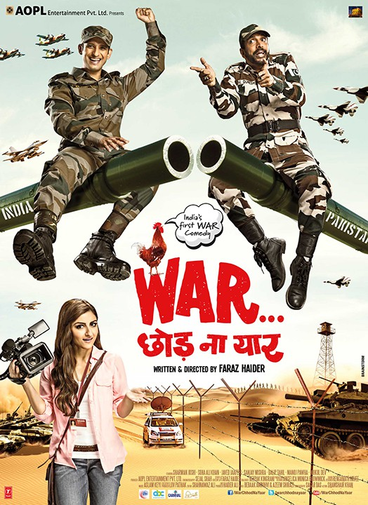 War Chhod Na Yaar 2013 Hindi Movie WebRip 300mb 480p 900mb 720p 3GB 1080p
