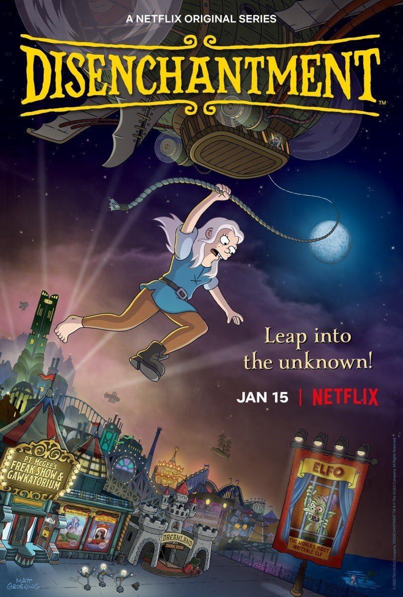 崩壞夢王國 (第3季) | awwrated | 你的 Netflix 避雷好幫手!