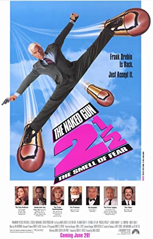 The Naked Gun 2½: The Smell of Fear Poster Image