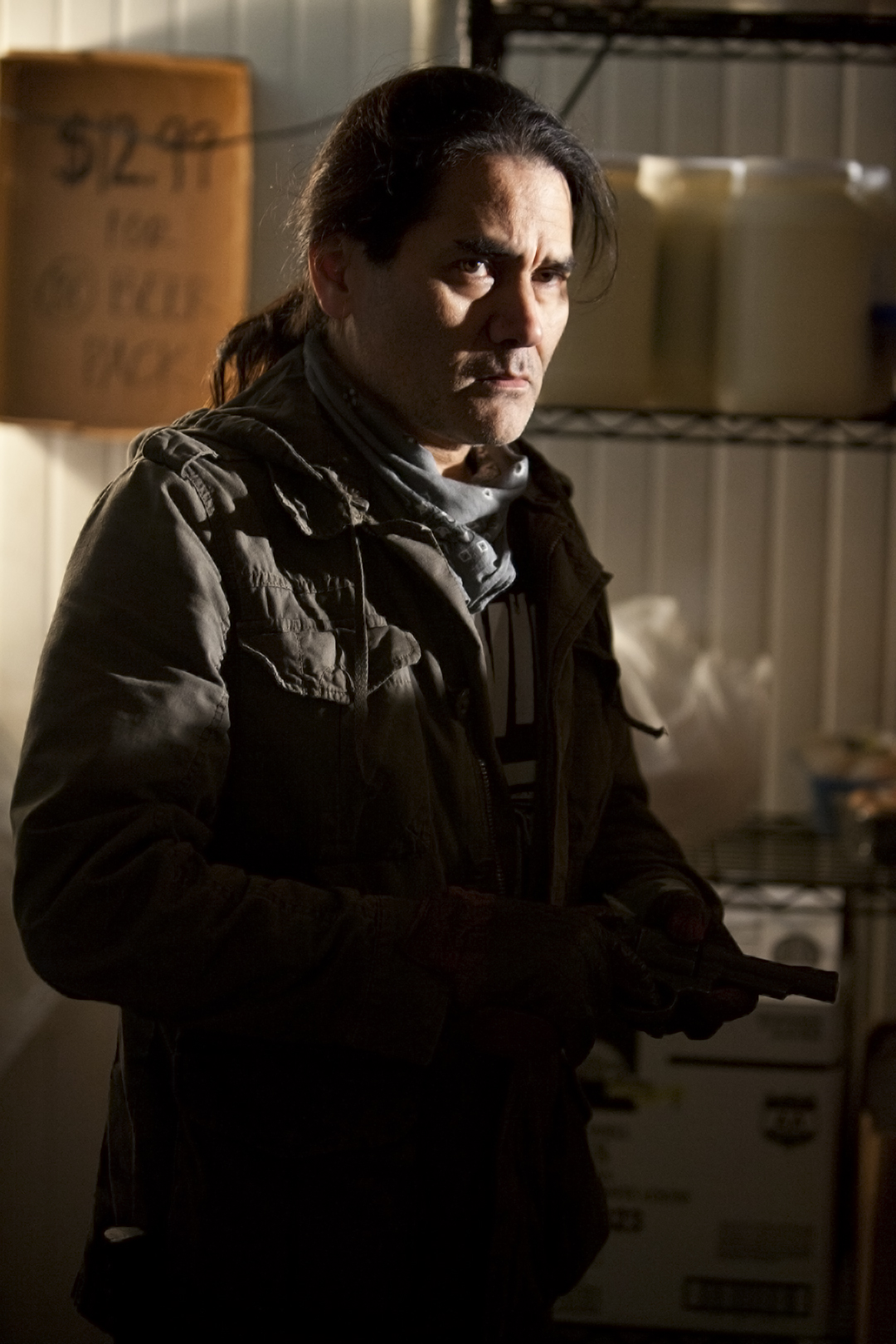 J. LaRose in Rockabilly Zombie Weekend (2013)
