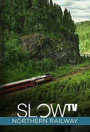 Slow TV: Northern Railway Poster
