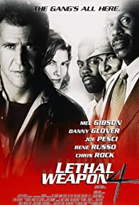 Primary photo for Lethal Weapon 4