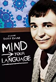 Mind Your Language Poster