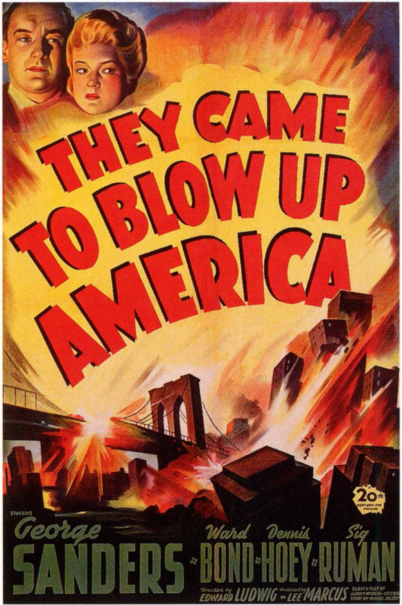 They Came to Blow Up America (1943)