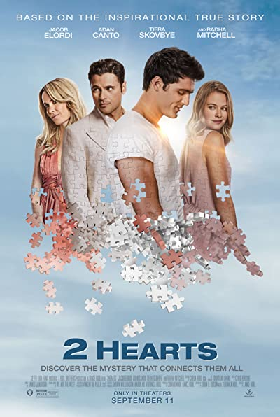 2 Hearts (2020) English WEB-Rip 720P x264 AAC 650MB Download