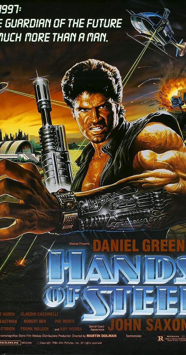Subtitle of Hands of Steel