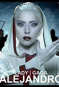 Lady Gaga in Lady Gaga: Alejandro (2010)